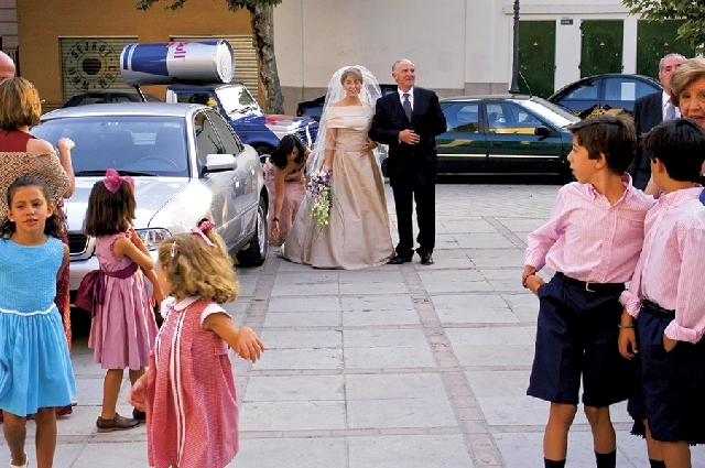 Spanish Wedding